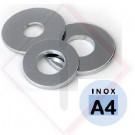 RONDELLE INOX A4 GREMBIALINE 10X30 -- Codice: 06811 330
