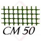 RETE PLASTICA 10X10 RT. Mt50 H.050 VER -- Codice: 09190 025