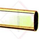 TUBO X ARMADI OVALE 15X30 OTTONATO -- Codice: 17780 001