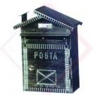 CASSETTE POSTALI TIPO RUSTICO -- Codice: 24350 000