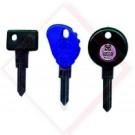 CHIAVI SILCA X AUTO ZD24RDP -- Codice: 33100 223