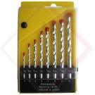SERIE PUNTE X MURO ECEF BOX Pz 8 -- Codice: 44120 008