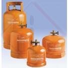 BOMBOLE X GAS CON RUBINETTO Kg 5 -- Codice: 64400 005