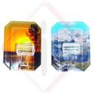 GANCI PLASTIICA ADESIVA PES. MOD. FRUIT -- Codice: 65160 003