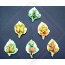 GANCI IN CERAMICA DECOR. 1 POSTO -- Codice: 65190 000
