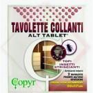 TAVOLETTE COLLANTI TOPICIDA CM 19X28 -- Codice: 66040 000