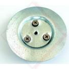 TAPPI X CASSETTE SCARICO TRE VITI MM100 -- Codice: 90610 100