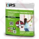 ZANZARIERA MAGNETICA 120X160 NERO -- Codice: 09475 112