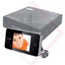 SPIONCINO LCD TIPO PIATTO MM 55-100 ARG. -- Codice: 14050 125