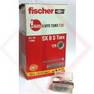 TASSELLI FISCHER SX8 T20 TORX PZ.50 -- Codice: 20311 008