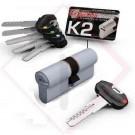 CILINDRI SECUREMME K2 CH-CH.CR-S.MM50-70 -- Codice: 25554 123