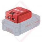 ADATTATORE USB TE-CP 18 LI EINHELL -- Codice: 36067 000