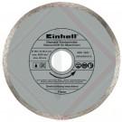 DISCHI DIAMANTATI X T/PIASTREL. EINHELL -- Codice: 37813 001