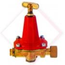 REGOLATORI GAS ALTA PRESSIONE Kg 12h -- Codice: 46600 012