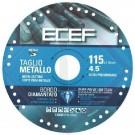 DISCHI DIAMANTATI  TAGLIO FERRO 115 -- Codice: 52155 115