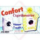 COPRILAVATRICE FELPATO C/CERNIERA -- Codice: 60520 000