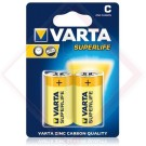 BATTERIE VARTA ZC SUPERLIFE V.1.5 C Pz.2 -- Codice: 74000 100