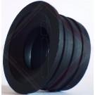 MORSETTI X TUBI MM 40 NERO MM 50 -- Codice: 90570 052